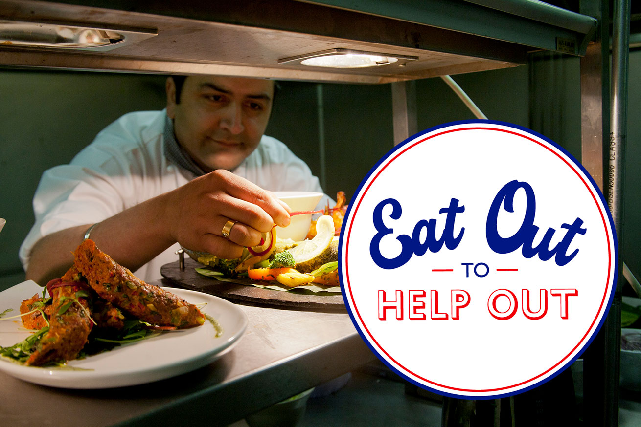 Extending the 'Eat Out to Help Out' throughout September 2020!